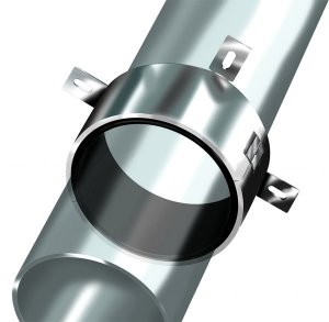 Z Fire Rated Pipe Collars